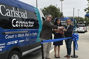 Carlsbad Commuters Have New Last-Mile Solution