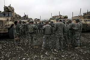 Lawsuits: Federal Gov't Fails To Protect Military Reservi...
