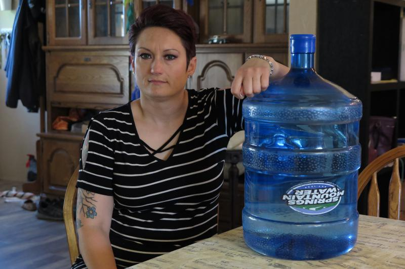 Despite A Massive Cleanup Effort, People Near Some Military Bases Still Can't Drink Their Tap Water