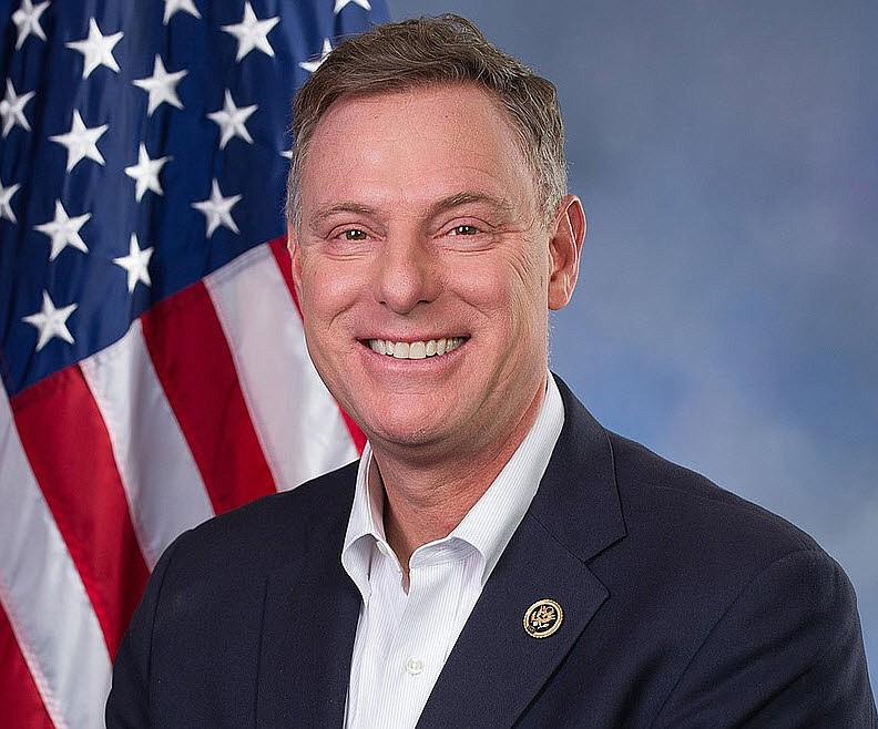 Rep. Scott Peters, D-San Diego is shown in this undated photo.