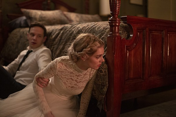 Grace (Samara Weaving) discovers there are some serious c...