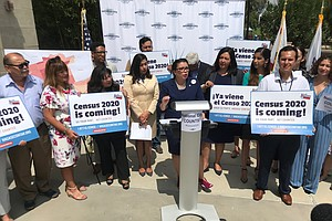 National City Prepares For 2020 Census After Undercount I...