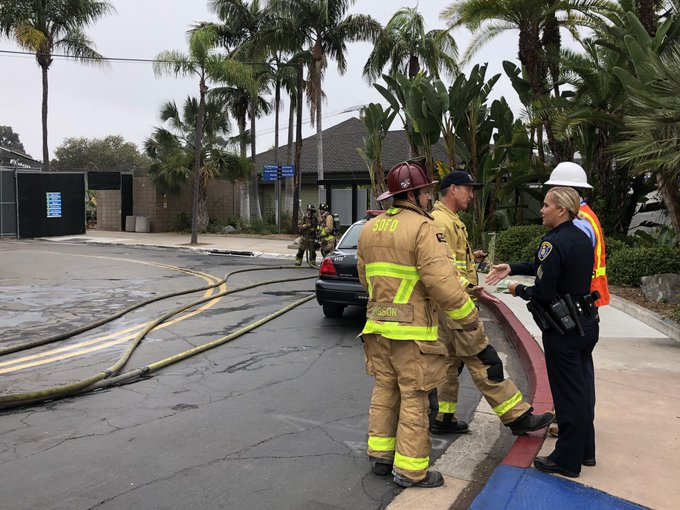 Gas Leak Forces San Diego Zoo To Close