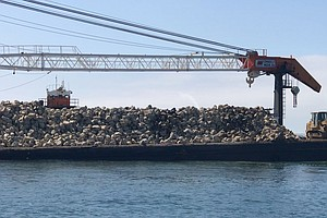 Artificial Reef Expanded To Mitigate Environmental Impact...