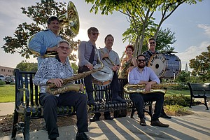Euphoria Brass Band Brings West Coast Second Line Jazz To...