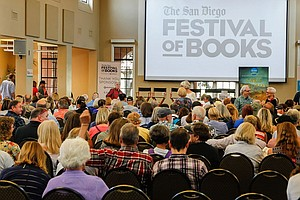 Photo for Third Annual Festival Of Books Brings Over 100 Authors To San Diego