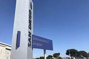 San Diego Airport Faces Rising Ocean Levels