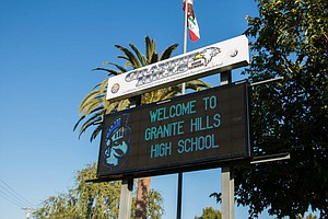 Grossmont Union Expels Black Students Seven Times More Th...