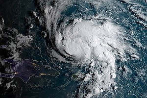Hurricane Dorian Expected To Hit Florida Coast With 130 M...