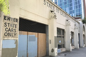 Photo for State Moves To Turn Dilapidated Downtown Properties Into Affordable Housing