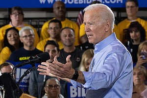 Biden Hears Frustration From Labor Union In His Campaign'...