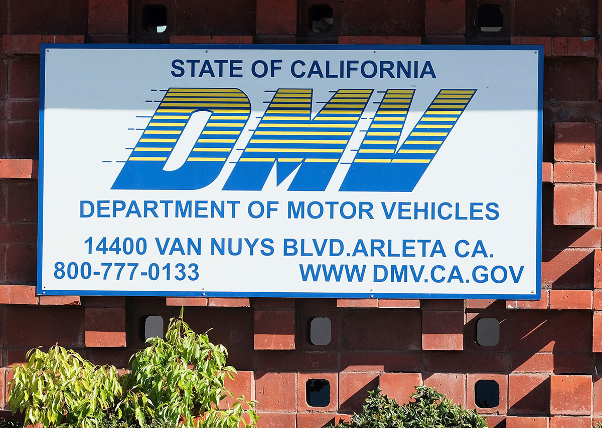 California DMV Exposes Private Info On 3,200 Drivers