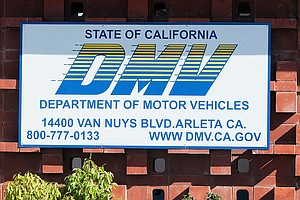 Photo for Tech Entrepreneur Takes Over California DMV