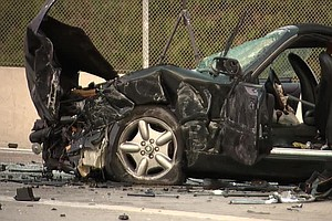 Photo for One Dead, Three Injured In Labor Day Escondido Crash