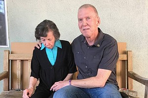 Photo for Finding Love Again After Alzheimer's Takes A Spouse
