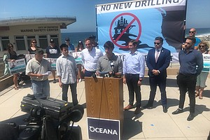 Reps. Levin, Peters Urge Congress To Say No Drilling Off ...