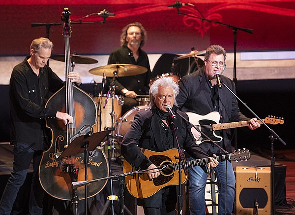 Marty Stuart performs at