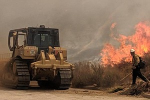 Photo for Roundtable: Wildfire Risk Leaves California In The Dark