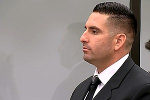 Photo for Ex-Deputy Richard Fischer Pleads Guilty In Sexual Assault Trial