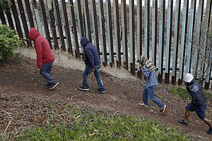 Photo for CBP: Border Apprehensions Drop For Sixth-Straight Month