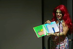 Photo for Chula Vista's Drag Queen Story Hour Went On In Spite Of Protests