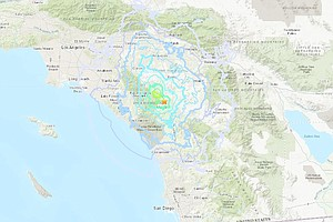 3.9 Magnitude Quake Strikes Southwest Riverside County