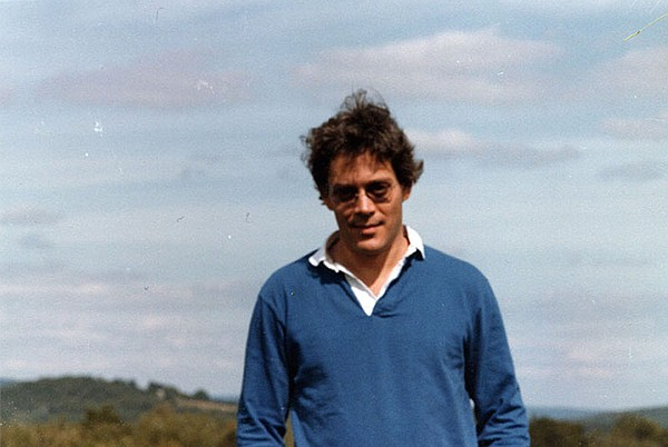 Raúl at his country home, 1982.