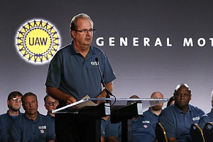 GM, Union Officials Prepare For Contract Talks Amid Plant Closings And FBI Pr...