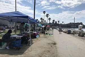 San Diego Considers Crackdown On Street Vendors