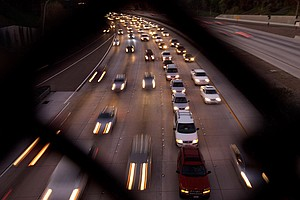 Photo for SANDAG, Caltrans To Begin Two Weeks Of Overnight Lane, Ramp Closures