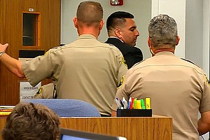 Trial Date Set For San Diego Deputy Accused Of Groping, S...