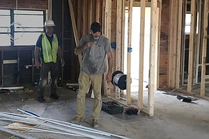 Photo for A New Financing Plan Could Speed Up Renovations Of 16,000 Army Homes On Base