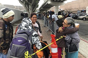 Groups: Migrants Told To Wait In Mexico Faced 'Bait, Switch'