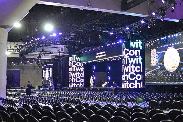 TwitchCon has booked out several rooms at the San Diego C...