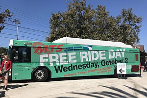 'Free Ride Day' Returns To San Diego Public Transit Wedne...
