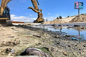 Photo for Elected Officials To Discuss USMCA And Tijuana River Pollution