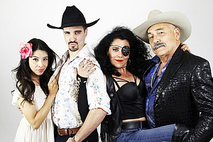 Herbert Sigüenza's 'Bad Hombres/Good Wives' Premiers At San Diego REP