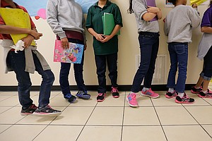 US Government Held Nearly 70,000 Migrant Children In Cust...