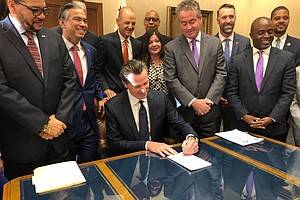 Photo for California Governor Signs Law Overhauling Charter Schools