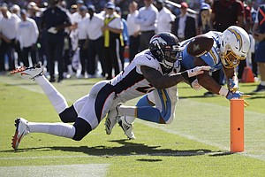 Photo for Frustrated Chargers Search For Solutions After Denver Loss
