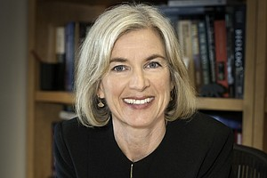 Jennifer Doudna, Co-Founder Of CRISPR, On The Future Of G...