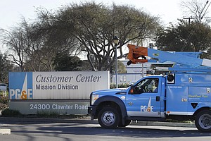 Photo for PG&E Expects More Than $6B In Wildfire Costs