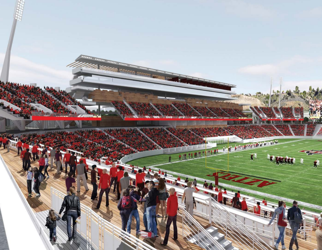 SDSU Increases Offer For Mission Valley Stadium Site To $87.7M