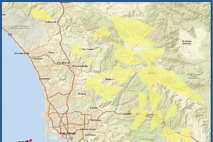 SDG&E Lowers Number Of Customers Affected By Potential Ou...