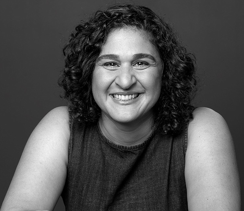 Samin Nosrat, author and host of the Netflix series,