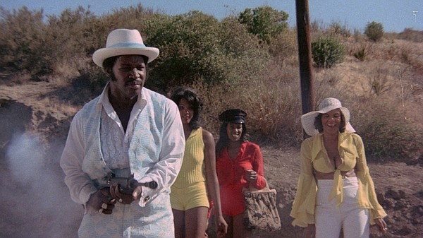 Rudy Ray Moore in