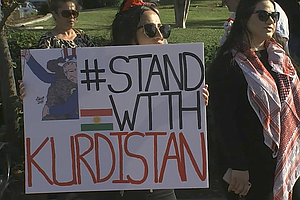 San Diego Kurdish Community Expresses Anger Over Turkish ...