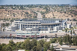 Photo for San Diego City Council To Discuss SDSU Offer To Purchase Mission Valley Stadi...