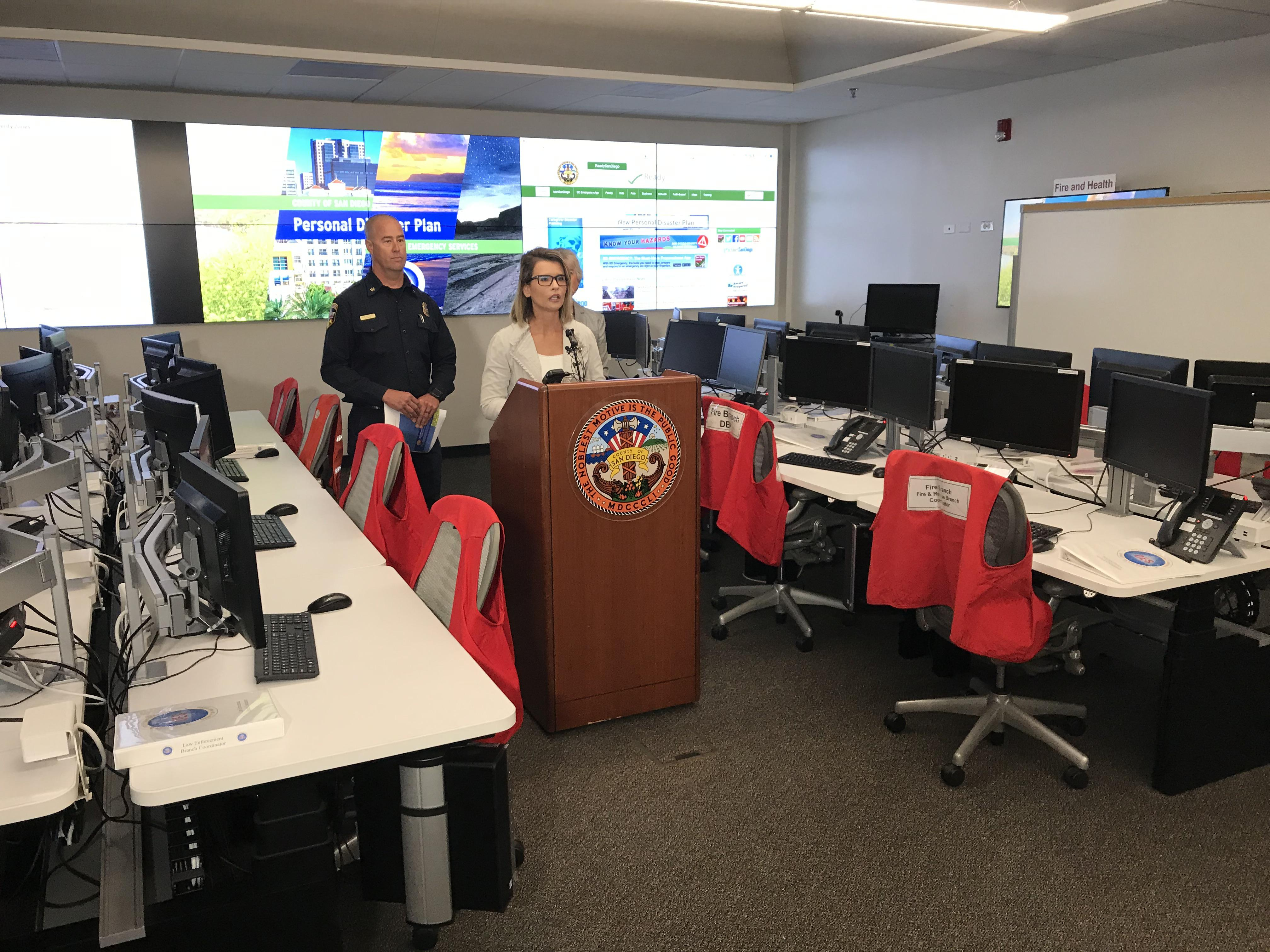 San Diego County Releases New Fire Season Disaster Plan For Residents