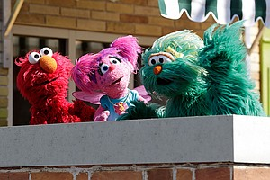 Photo for 2nd Sesame Street Place Park Opening In San Diego